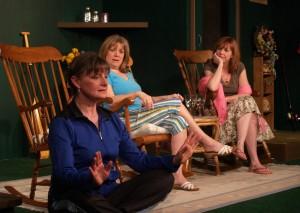 Emma, Veronica, and Sue: Patty Seaton, Nancy Palumbo, Fran Stecyk