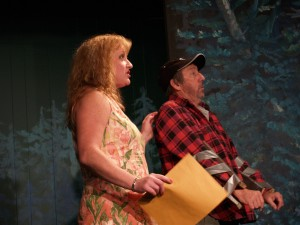 Joanie and Doogy: Heather Warkentin, Dave Ellis