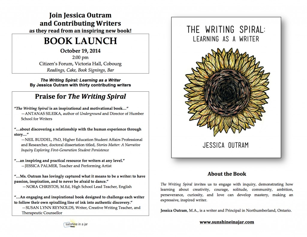 You're Invited to a Book Launch