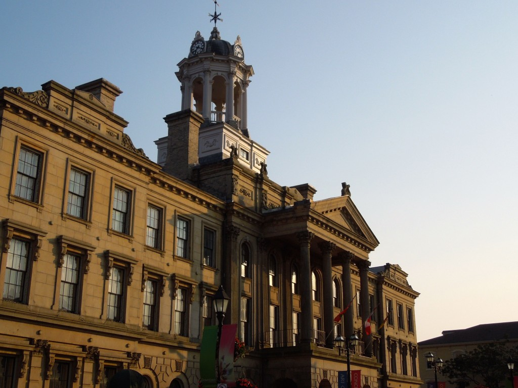 Victoria Hall, Downtown Cobourg
