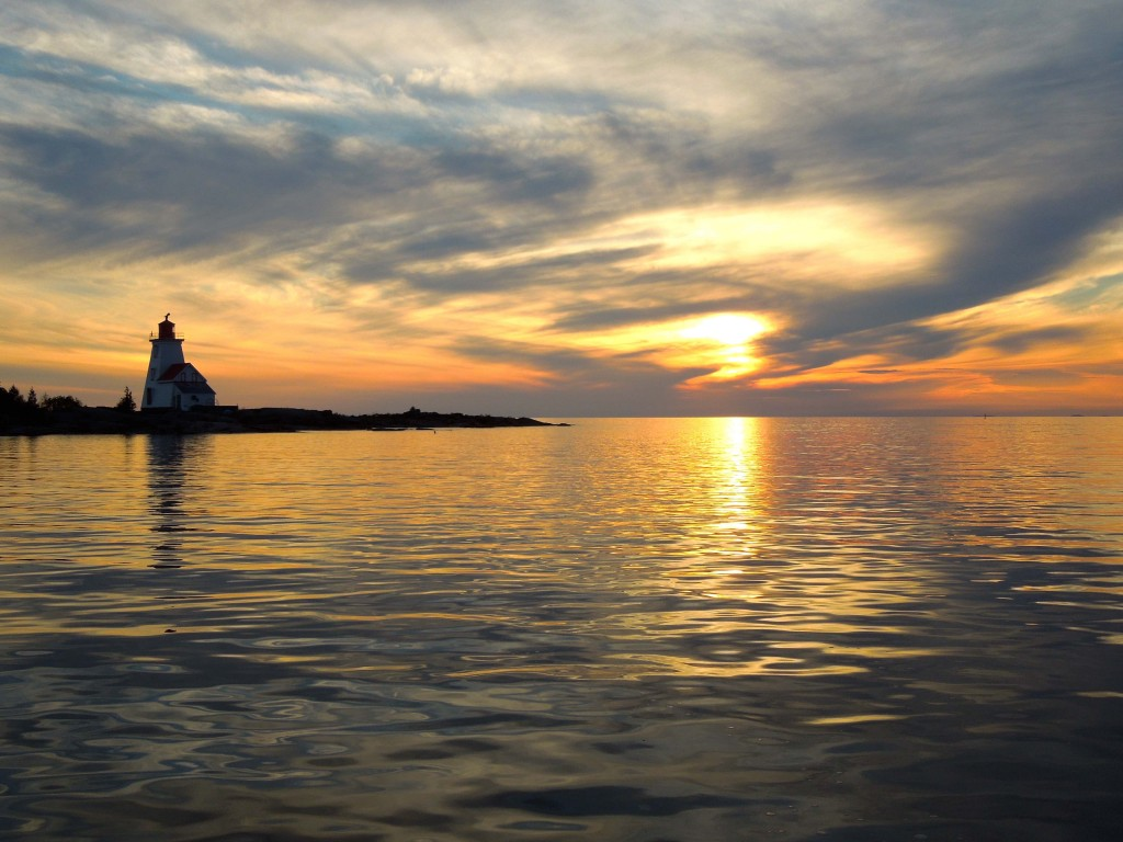 Gereaux Island Sunset, 2015