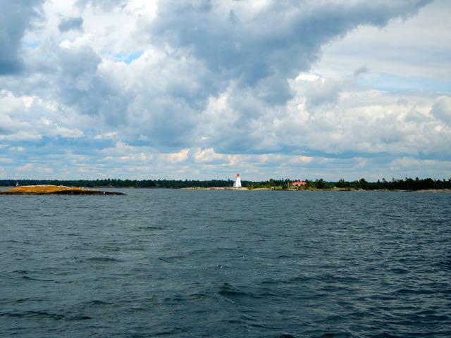 Gereaux Island Lighthouse, August 2015