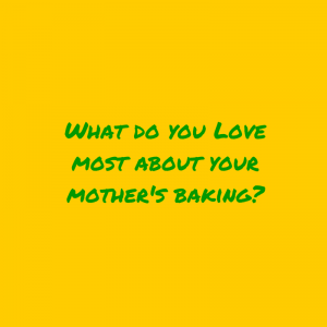 What do you remember most about your mother's