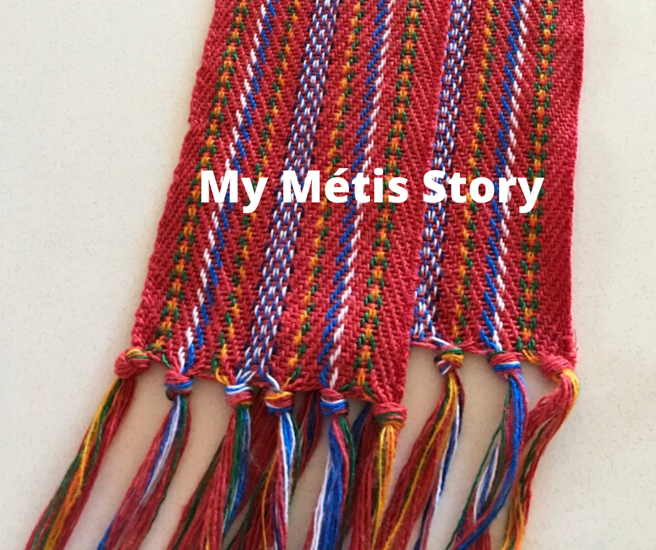 Read about my Métis Roots