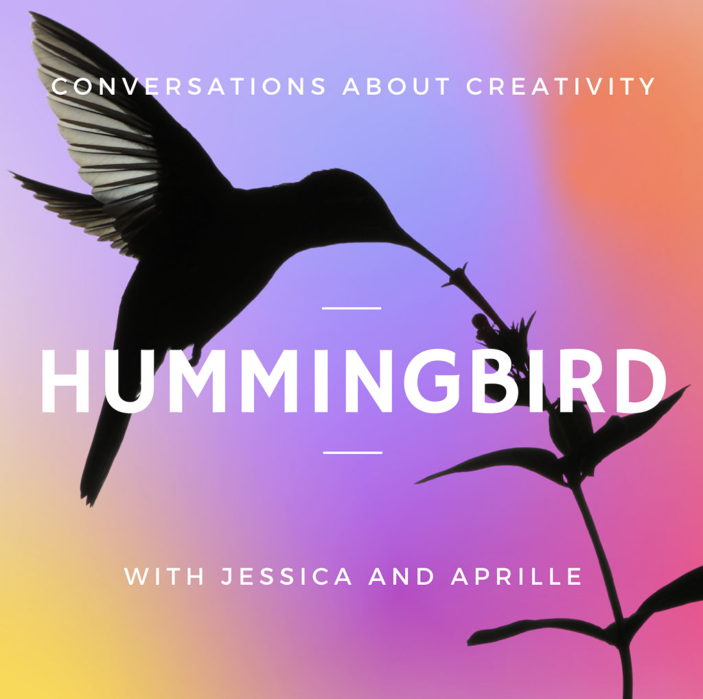 Podcast about creativity